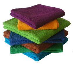 Махровое полотенце Узбекистан 30×50 см.