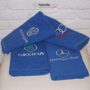 Автомобильные полотенца